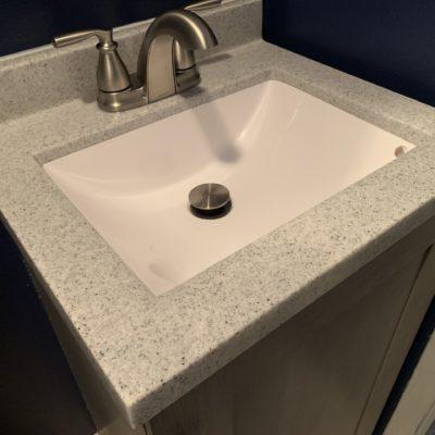 Vanity Installation – Bryan, Ohio