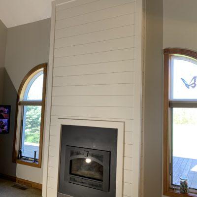 Fireplace Refurbish – Ney, Ohio