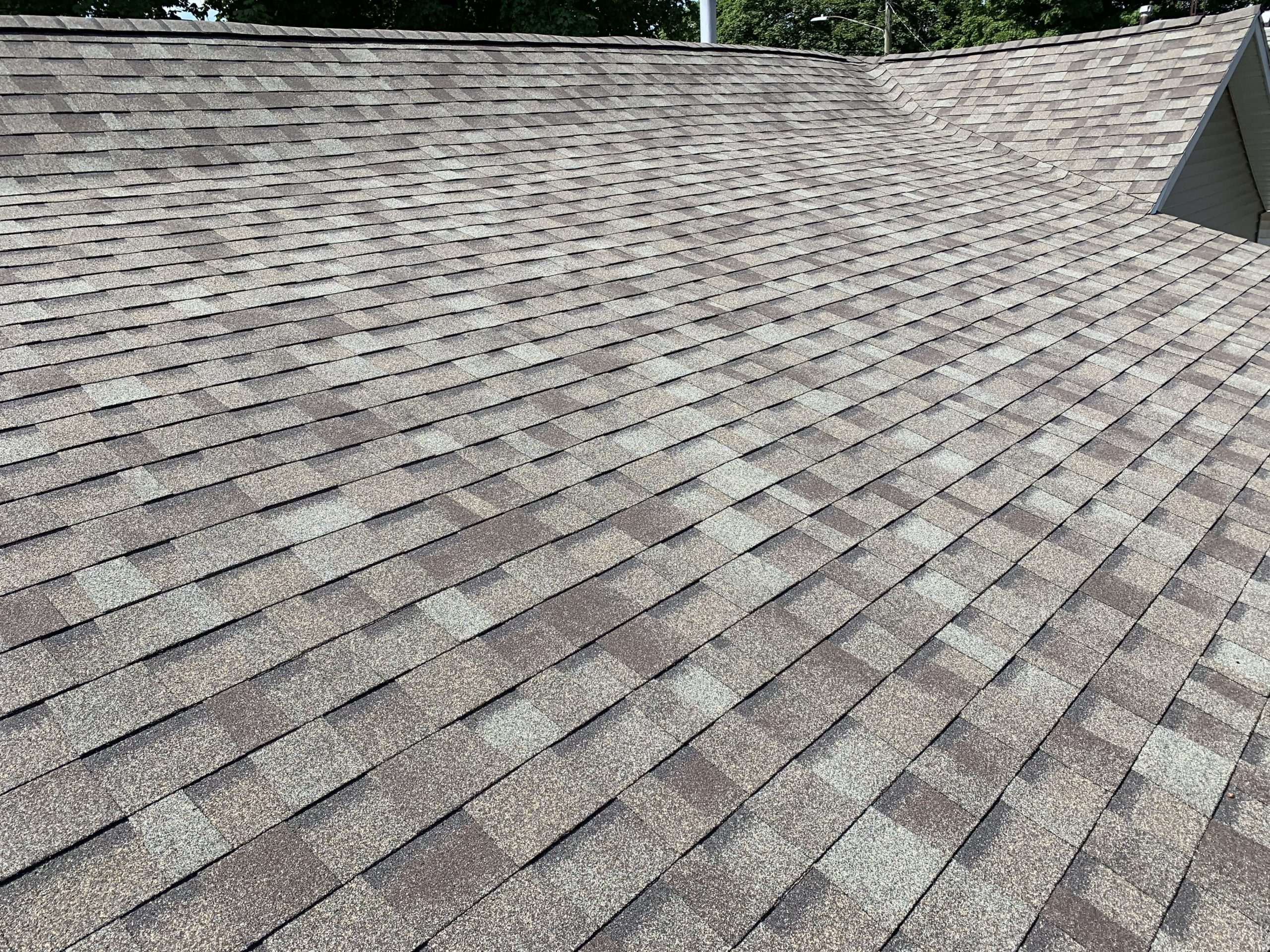 Owens Corning TruDefinition Duration Shingle Roof Replacement