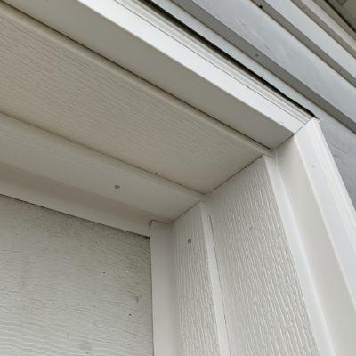 Garage Door Vinyl Trim Update – Edgerton, Ohio