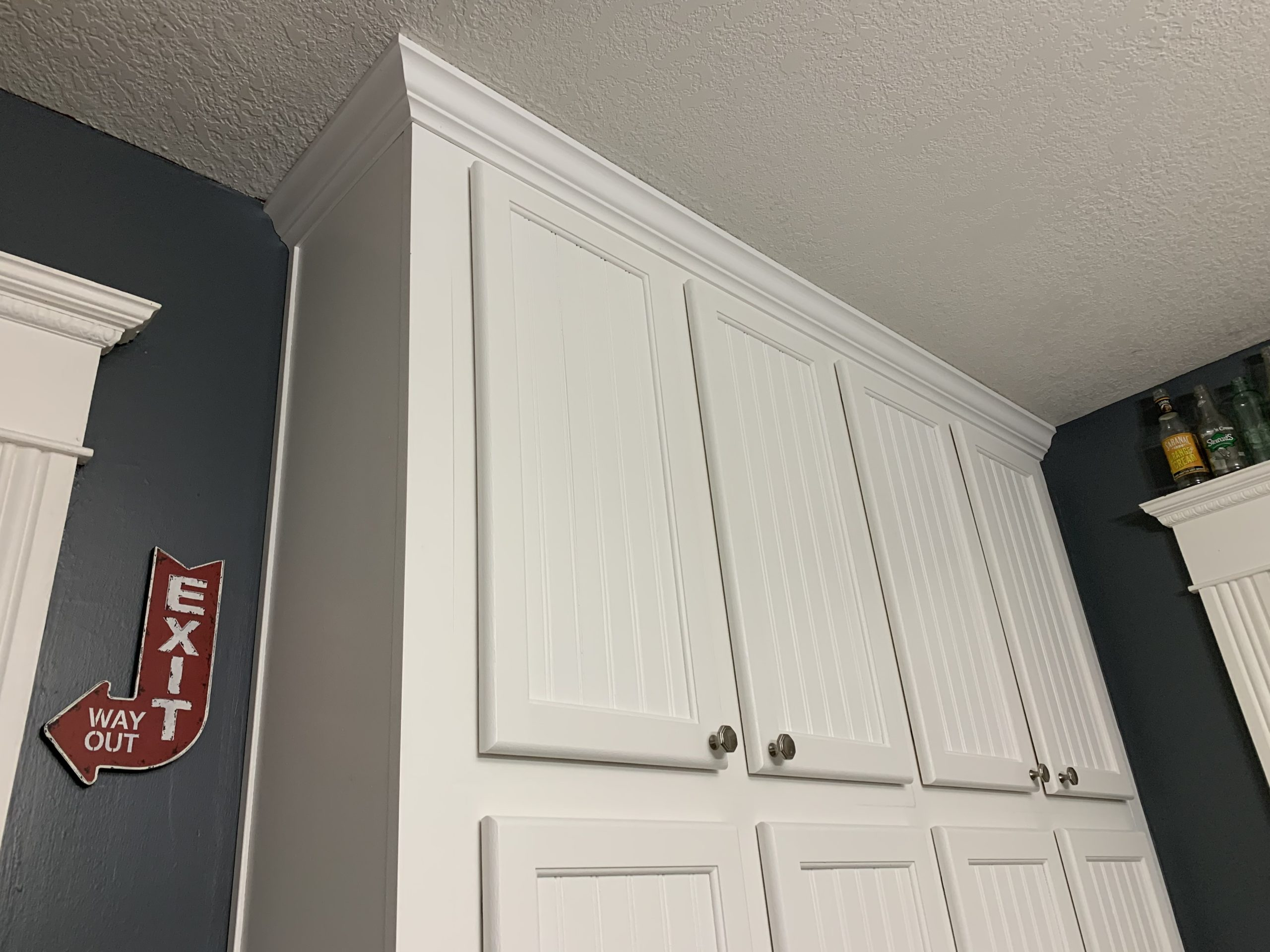 Custom Kitchen Cabinet Remodel – Hicksville, Ohio