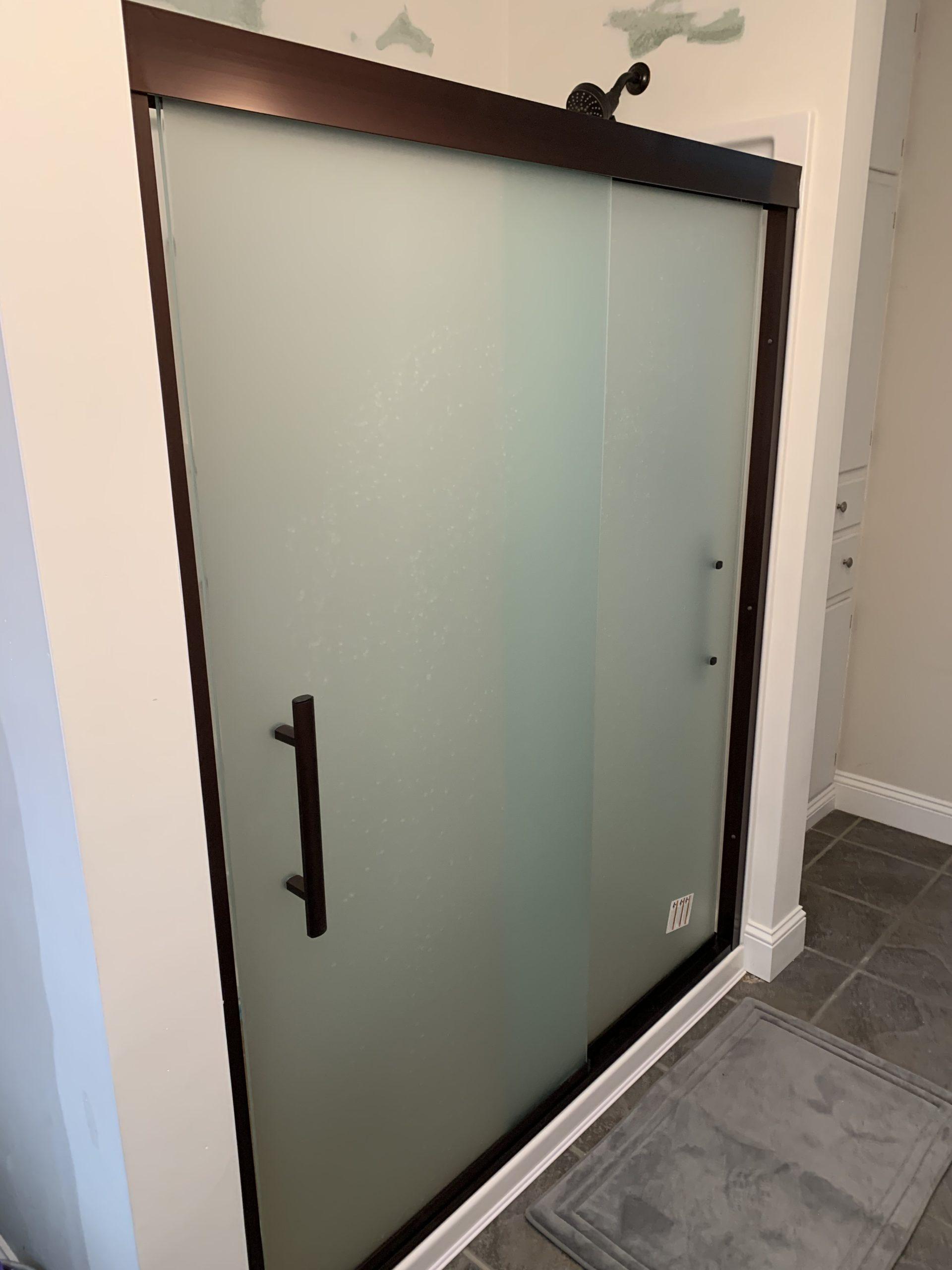 Walk-In Shower Installation – Bryan, Ohio