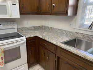 Kitchen Refurbish - High Resolution Counter Top - Bryan, Ohio